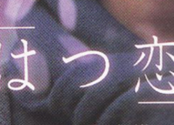 FIRST LOVE (2000)